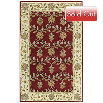 433-247 - Bashian ''Veronica'' Hand Tufted 100% Wool Rug
