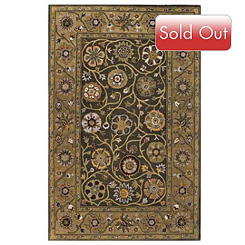 433-259 - Bashian ''Rockport'' Hand Tufted 100% Wool Rug