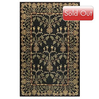 433-273 - Bashian ''Everton'' Hand Tufted 100% Wool Rug
