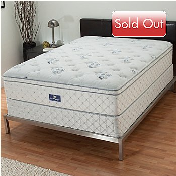433-906 - Serta® Perfect Sleeper® ''Exuberant'' Super Eurotop Mattress Set