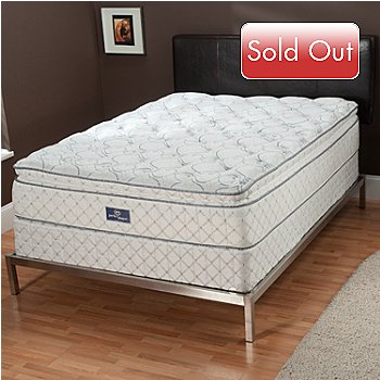 433-909 - Serta® Perfect Sleeper® ''Stardom'' Super Pillowtop Mattress Set
