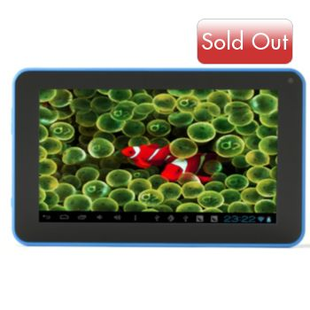 Digital D2 Pad Tablet Android 4 1 9 4gb Pink: Digital2 7-Inch Tablet