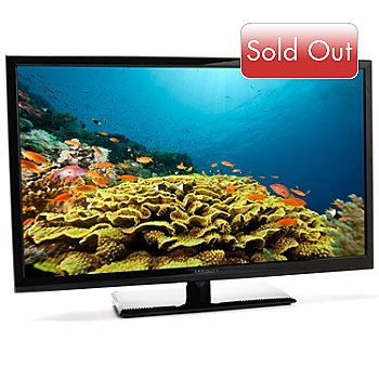 434-343 - Affinity 31.5'' 720p LED HDTV w/ Built-in DVD Player