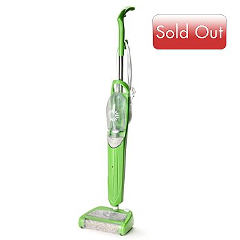 434-408 - Reliable Steamboy T2 1500W 27'' Sweeper & Steam Mop