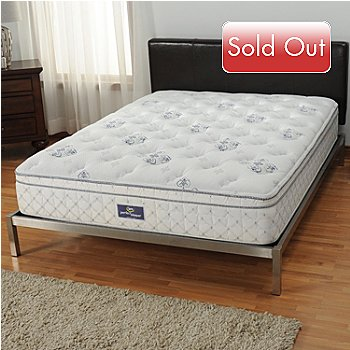 435-546 - Serta® Perfect Sleeper® Enrichment Eurotop Mattress ONLY