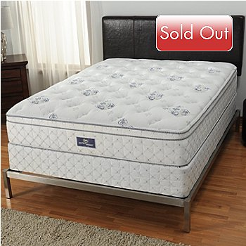 435-548 - Serta® Perfect Sleeper® Enrichment Eurotop Mattress Set