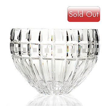 436-205 - Marquis® by Waterford® Quadrata 7.5'' Crystal Bowl