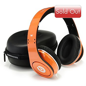 436-299 - Beats™ Studio™ HD Powered Isolation™ Over-the-Ear Headphones w/ Carrying Case
