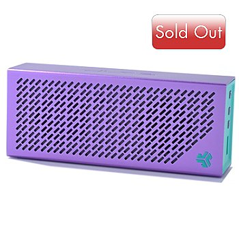 436-311 - JLab Crasher Bluetooth® Speaker