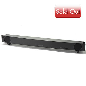 436-392 - Yamaha 7.1-Channel Surround Sound 60W Sound Bar