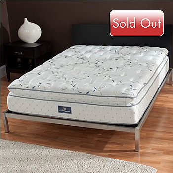 436-549 - Serta® Perfect Sleeper® ''Affection'' Super Pillowtop Mattress ONLY