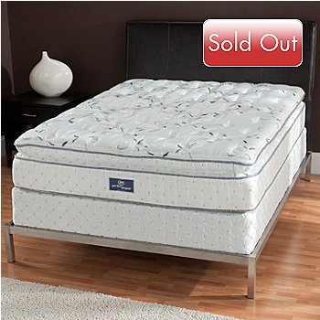 436-550 - Serta® Perfect Sleeper® ''Affection'' Super Pillowtop Mattress Set