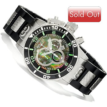 605-116 - Invicta Men's Corduba Quartz Chronograph Bracelet Watch