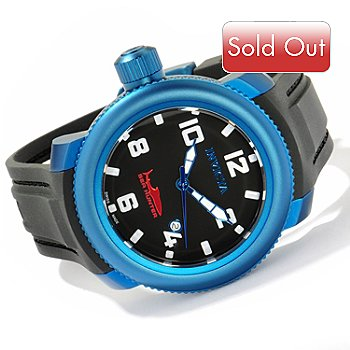 605-856 - Invicta Men's Sea Hunter Diver Swiss Made Quartz Polyurethane Strap Watch