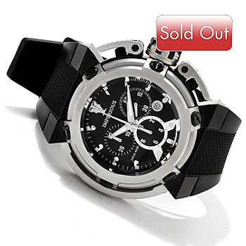 606-531 - Imperious Men's X-Wing Swiss Made Quartz Chronograph Carbon Fiber Strap Watch