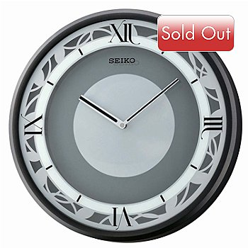 606-623 - Seiko Emotional Light Performance Wall Clock