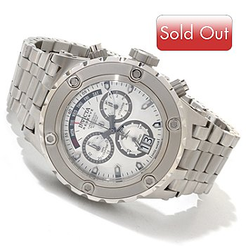 607-170 - Invicta Reserve Men's Specialty Subaqua Swiss Chronograph Bracelet Watch