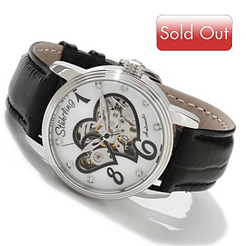 614-184 - Stuhrling Original Women's Venus Victrix Automatic Strap Watch