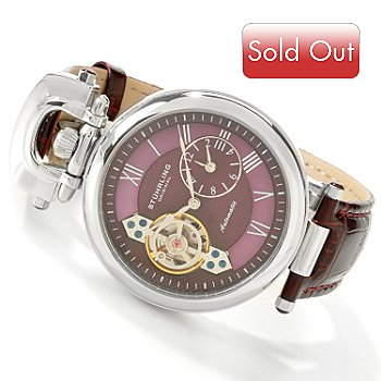 615-807 - Stuhrling Orginal Men's Emperor 2009 Edition Automatic Watch