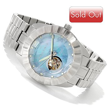 616-731 - Android Grand (47mm) or Mid-Size (38mm) Spectrum Automatic Open Heart Bracelet Watch