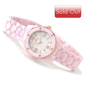 616-772 - Invicta Women's Ocean Elite Ceramic Quartz Mother-of-Pearl Bracelet Watch