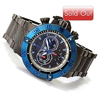 617-375 - Invicta Men's Subaqua Noma III Limited Edition Swiss Quartz Chronograph Bracelet Watch