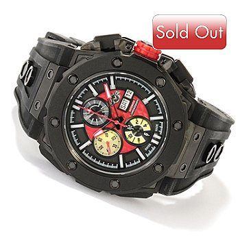 617-827 - GV2 by Gevril Men's Corsaro Limited Edition Swiss Made Automatic Chronograph Strap Watch