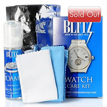 618-376 - Blitz Watch Care & Cleaning Kit