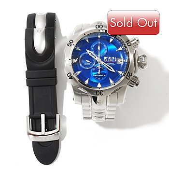 618-549 - Invicta Reserve Men's Venom Limited Edition Automatic Bracelet Watch w/ 3-Slot Dive Case