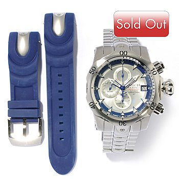 618-550 - Invicta Reserve Men's Venom Limited Edition A07 Valgranges Automatic Watch w/ 3-Slot Dive Case