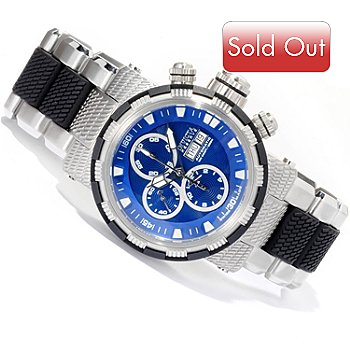 618-678 - Invicta Reserve Men's Specialty Capsule 7750 Valjoux Automatic Chronograph Bracelet Watch