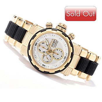 618-679 - Invicta Reserve Men's Capsule 7750 Valjoux Automatic Chronograph Bracelet Watch
