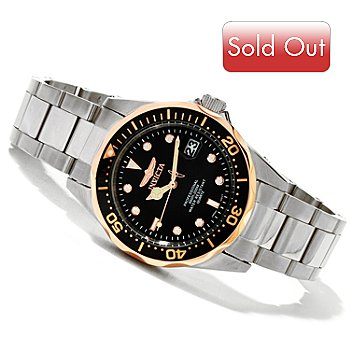 618-823 - Invicta Women's Pro Diver Quartz Stainless Steel Bracelet Watch