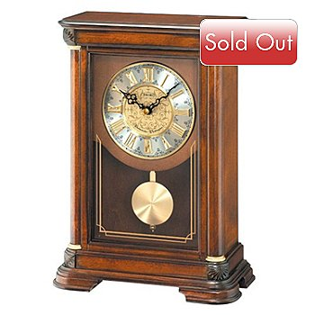 619-089 - Seiko Grand Swinging Pendulum Mantel Clock