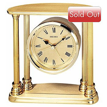 619-091 - Seiko Floating Dial Desk Clock