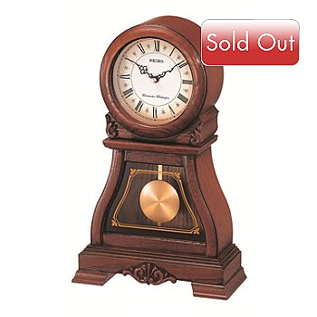 619-096 - Seiko Grand Swinging Pendulum Mantel Clock