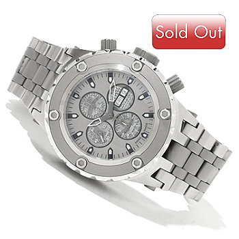 619-137 - Invicta Reserve Men's Specialty Subaqua Swiss Made Automatic Bracelet Watch w/ Watch Winder