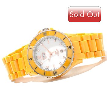 619-562 - Oniss Women's Ceramica Fuerte Quartz Ceramic Bracelet Watch