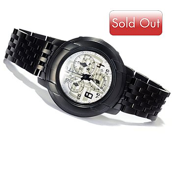 619-630 - RSW Men's Volante Swiss Made Quartz Chronograph Stainless Steel Bracelet Watch