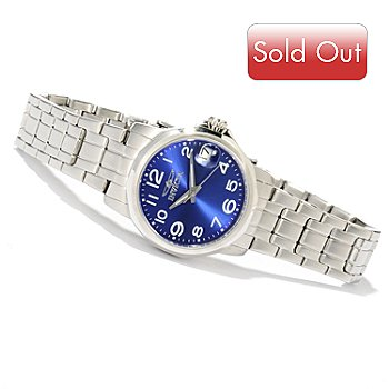 620-120 - Invicta Women's Specialty Quartz Stainless Steel Bracelet Watch
