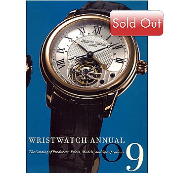 706-337 - Wristwatch Annual 2009 Magazine