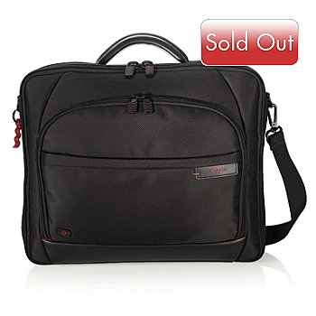 706-378 - Samsonite Xenon 16.5'' Shock Absorber Briefcase