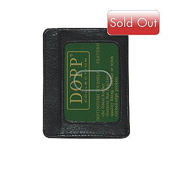 706-677 - Dopp® Leather Get-Away Wallet