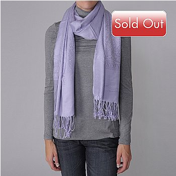 708-317 - Journee Collection Faux Pashmina Scarf