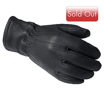 708-437 - Daxx Men's Lined Top Grain Deerskin Leather Gloves
