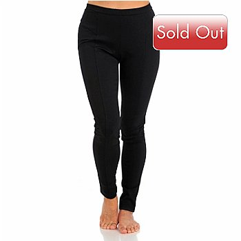 709-916 - Olivia & Grace Ponte Knit Leggings