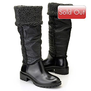 712-118 - Cougar® Footwear Waterproof Sherpa Lined Tall Boots