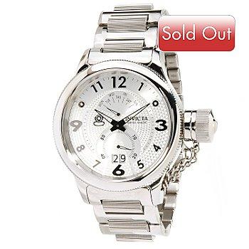 Invicta Men's Swiss Russian Diver Retrograde Bracelet Watch