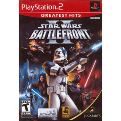 Star Wars: Battlefront 2 PlayStation 2 Game