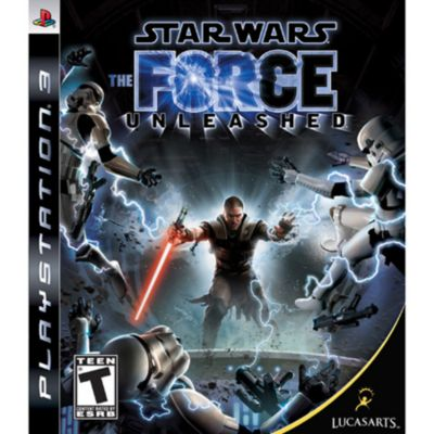 Star Wars: Force Unleashed PlayStation 3 Game